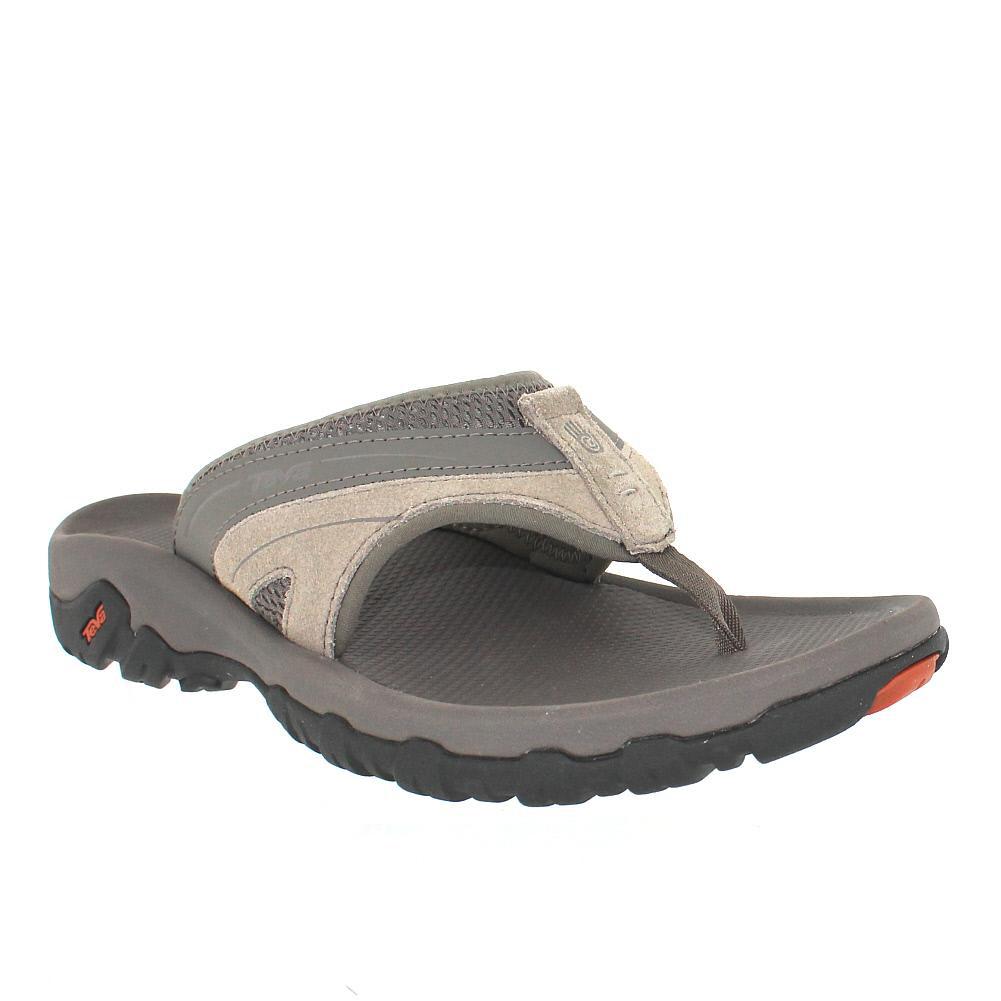 Sandali e scarpe per il mare da uomo Teva Pajaro Flip Flop Dune uomos Thong Size 9M