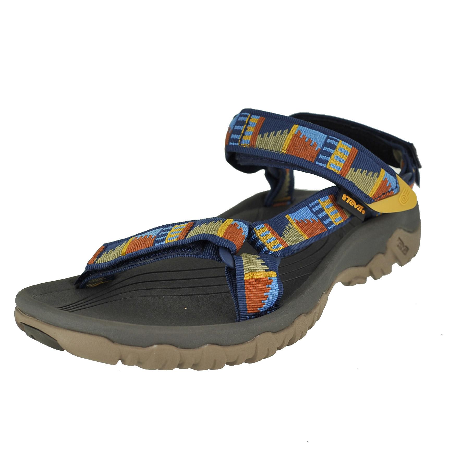 Teva Hurricane Xlt Peaks Navy Mens Sport Sandals Size 10m