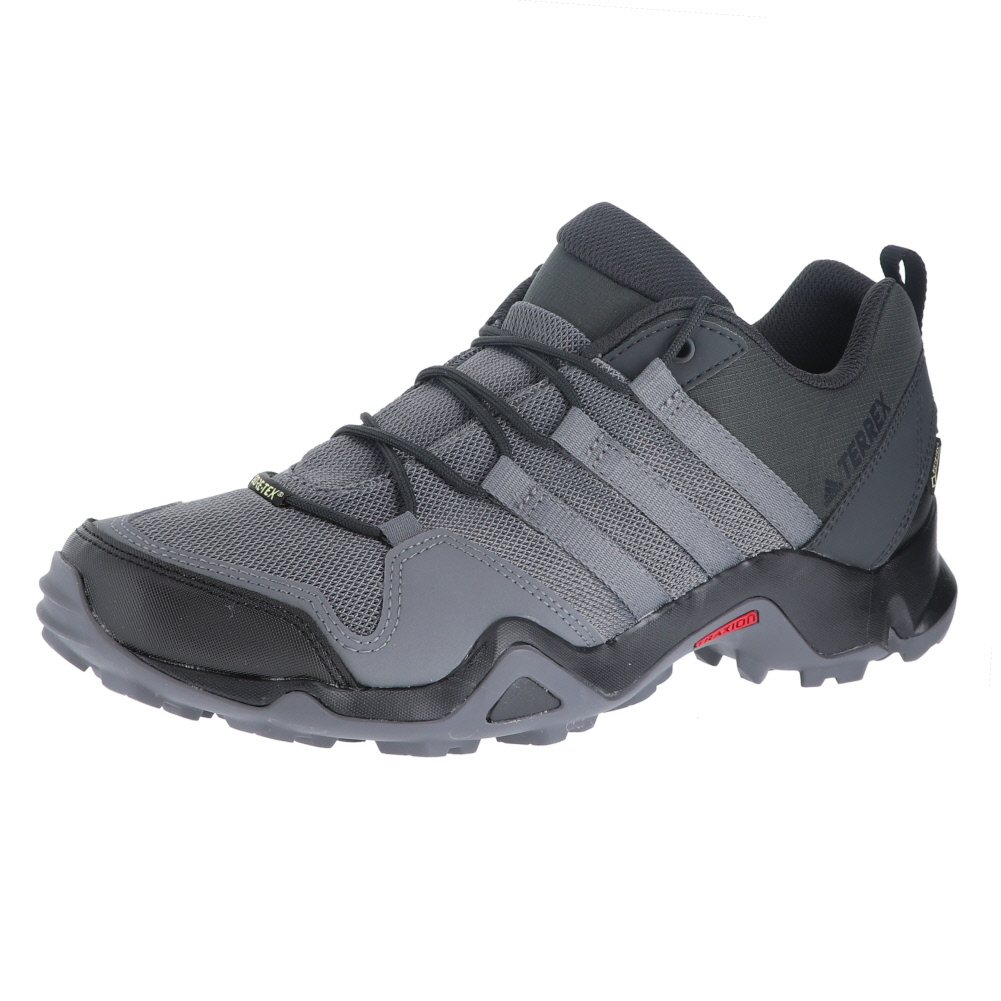 2063dfb8e Adidas Terrex Ax2R Gtx Carbon Grey Four Solar Slime Mens Training ...