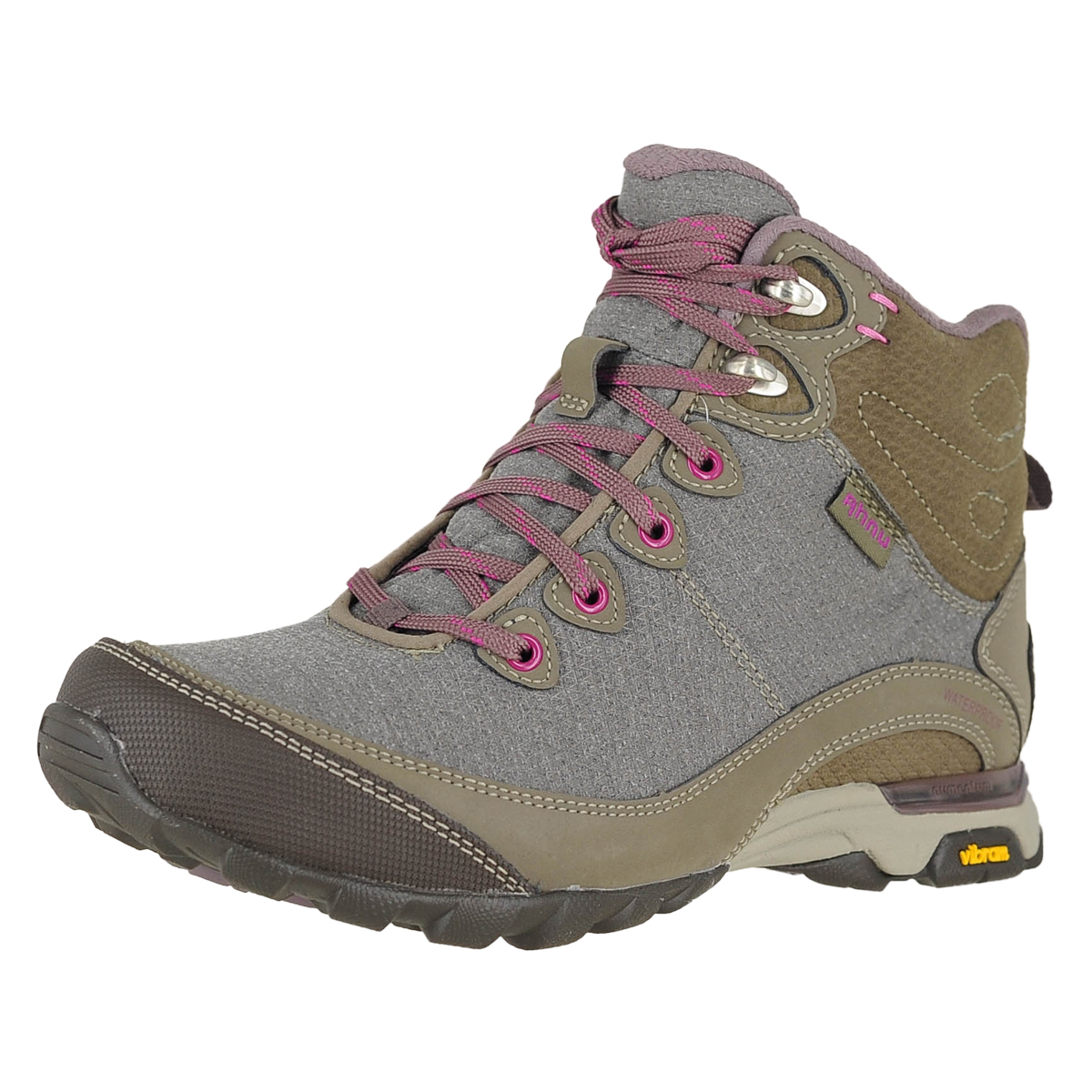 8076f512f978 Details about Ahnu By Teva Sugarpine Ii Wp Boot Walnut Womens Hiking Boots  Size 10M