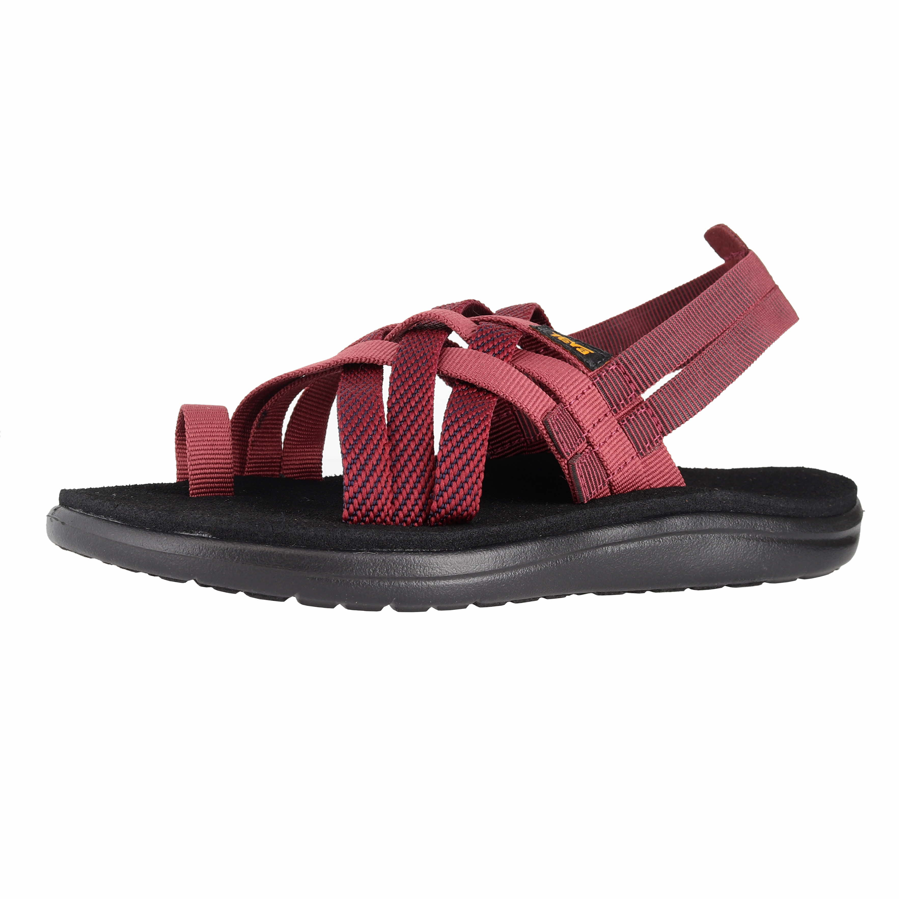 d33a3ee7393 Details about Teva Voya Strappy Hera Port Womens Strappy Sandal Size 6M
