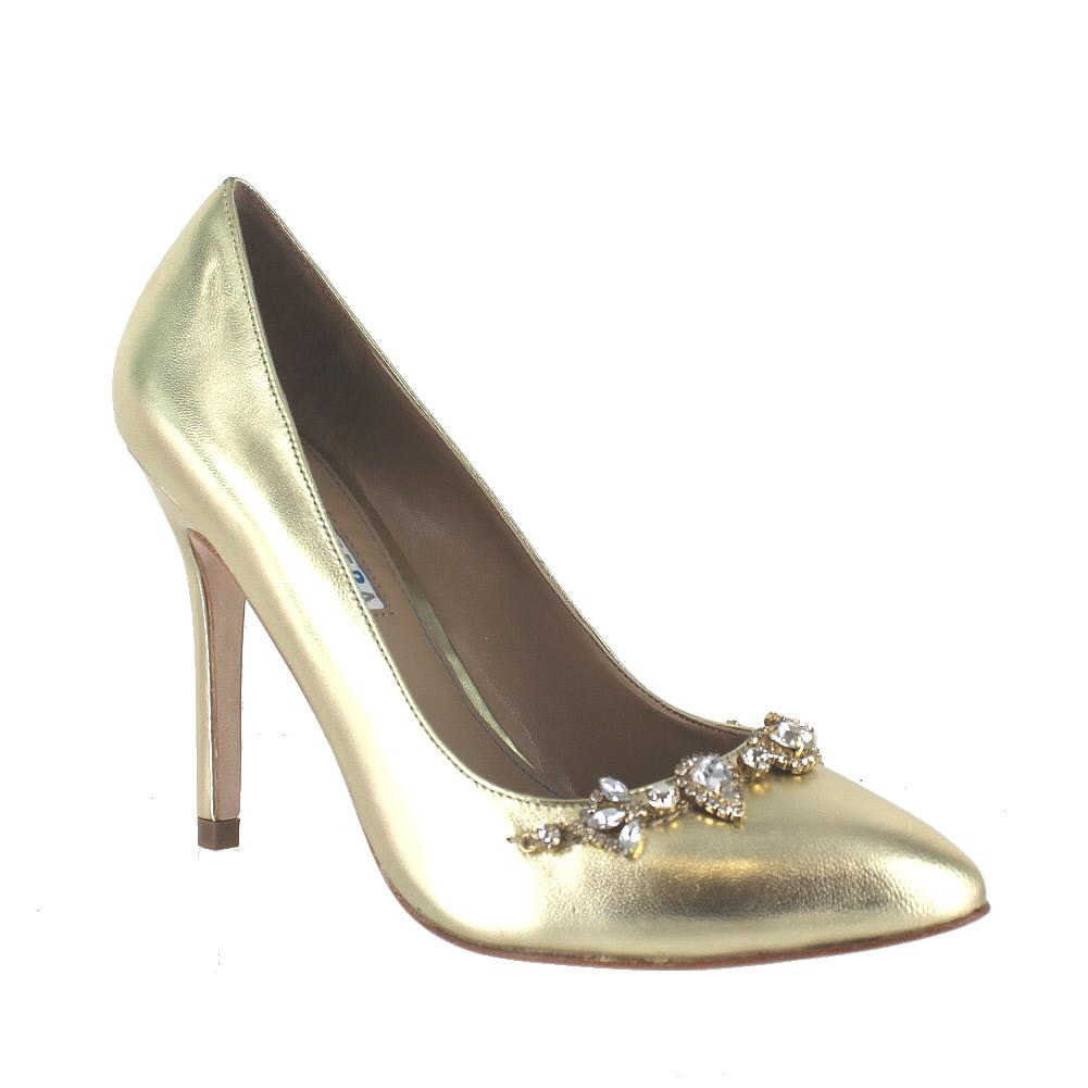 david tutera wedding shoes david tutera tiara gold womens wedding shoes size 6 5m ebay 3319